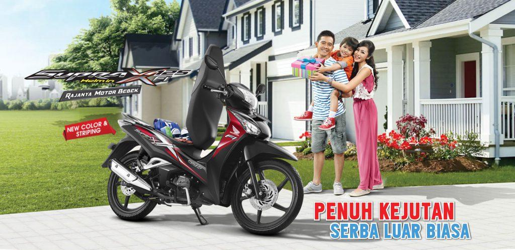 Honda Supra X Helm In
